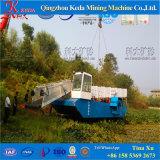 Découpe / nettoyage de mauvaises herbes à l'eau Navire / Navire / Machine / Dredger / Boat