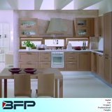 Armadi da cucina laminati moderni per mobilia domestica