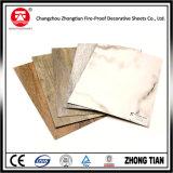 Formica HPL de peau de porte de stratifié de papier d'emballage