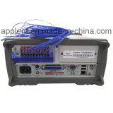 Registador de dez dados da temperatura das canaletas (AT4710)