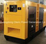 Diesel van Cummins 6bt 80kw Super Stille Generator