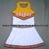 2017 Cheerleading Uniform, Cheerleader-Kostüme, zujubelndes Kleid