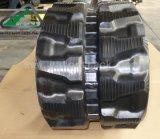 350*56*84 a máquina escavadora do caso Ck38 Kubota K038 segue as trilhas de borracha