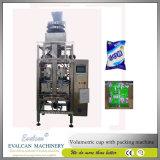 Empaquetadora vertical automática de lacre del terraplén de la forma