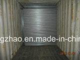 Recinzione provvisoria galvanizzata tuffata calda di collegamento Chain con le barre trasversali o verticali