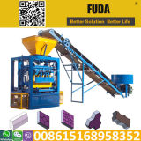 Qt4 - 24 Concrete Block Making Machines Nairobi Kenya