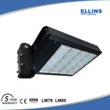 Indicatore luminoso registrabile del contenitore di pattino di angolo 150W LED per la corte di tennis