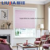 La ventana plisó las persianas, cortinas con la tela de la protección solar para la decoración casera