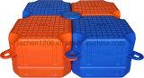 Verwendetes sich hin- und herbewegendes Dock-Gleitbetrieb verwendetes Boots-Plastikdock