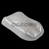 Polvere automatica bianca argentea del rutilo del pigmento di Pealrescent di laccatura 10103