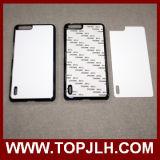 Caja en blanco del teléfono de la sublimación TPU para el honor 6 de Huawei más