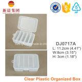 Scatola di plastica organizzata libera dei 5 scompartimenti