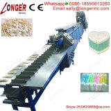 Professioneller automatischer bildender und Verpackungsmaschine Baumwollputzlappen