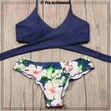 Bester verkaufender bescheidener Badeanzug-Frauen-Bikini