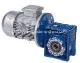 RV Ratio 7.5 a 100 aleación de aluminio Worm Gear Box