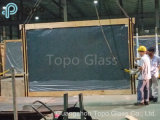 lastra di vetro piana grigia europea grigio scuro del galleggiante di 4mm-12mm (C-UG)