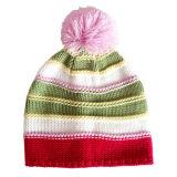 뜨개질을 하는 패턴 아이들 모자 및 스카프 (JRK105)