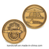 3D d'estampillage personnalisé vieux souvenir Coin coin Ringreligious ouvreur les plaques de la poignée de commande