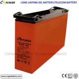 Batterij van het Gel van de leverancier de Voor Eind voor Telecommunicatie FL12-100ah