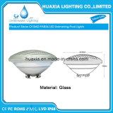 白AC12V PAR56 LEDのプールライトUndwater暖かいランプ