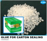Starke Masseverbindung-heiße Schmelzkleber für gedruckte gewölbte Papierkästen
