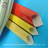 Transformator-Buchse Isolierung lackiertes PU-Faser-Glas Sleeving