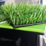Erba cervina del tappeto erboso del PE per l'abbellimento del prato inglese sintetico