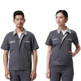 Arbeiter-Uniform/industrielle Mechaniker-Sicherheits-Arbeitskraft-Uniform kundenspezifisch anfertigen