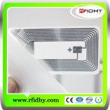 MIFARE Ultralight NFCのステッカー/受動の小型RFIDの札