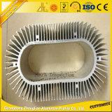 Excellente étuve à chaleur en aluminium Extrusion en aluminium tube de radiateur