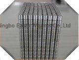 N35h de Magneet van de Schijf van het Neodymium van Ni Coaed