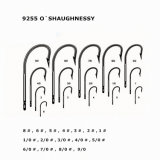 Gancho de leva de pesca modificado para requisitos particulares de Pr-9255 O'shaughnessy
