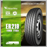 neumático barato chino del neumático del carro 295/80r22.5 del neumático resistente radial TBR del carro con el PUNTO de Smartway