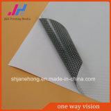 Impressão personalizada de impressão de um caminho de vinil perfurado