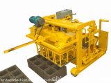 Qt40-3A bewegliche konkrete Ei-Schicht-Block-Maschinen-Höhlung-Ziegeleimaschine