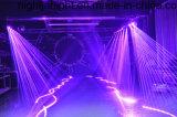 4W RGB bewegliches Kopf-Laserlicht