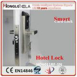 2017 bloqueo popular del hotel del telclado numérico de la tarjeta de SUS304 RFID