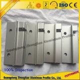 Alumínio extrudido usinagem para produtos eletrônicos