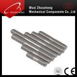 Нержавеющая сталь 304 двойным продетый нитку концом болт стержня 316 M8