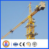 中国のタワークレーンの製造業者Qtz125-6015 10tのタワークレーン
