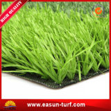 フットボールの人工的な草のフットボールの泥炭のカーペット柔らかいヤーンのPE材料