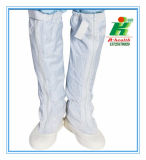 Antistatique ESD Cleanroom PVC / PU Boot, ESD Work Shoes