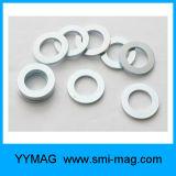 De Kleine Dunne Ronde Magneten van uitstekende kwaliteit NdFeB van de Ring van de Magneet voor Verkoop