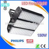 옥외 점화 500W LED 투광램프를 위한 고성능 Philips LED 빛
