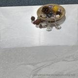 Telha vitrificada da telha da cor porcelana de pedra de superfície lustrosa cinzenta para o projeto grande