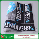 Qingyi Qualitäts-Shirt-Wärmeübertragung-Aufkleber
