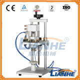 Fácil funcionar la máquina que prensa manual de la botella de perfume