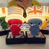 USB Hat Desk Mini Cap Doll Nightlight