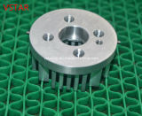 L'alta precisione della fabbrica della Cina ha personalizzato il pezzo meccanico di CNC con il taglio del collegare