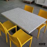 8 de Naar maat gemaakte Acryl Stevige Eettafel van de Oppervlakte Seaters